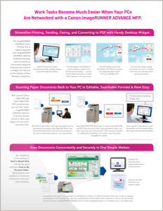 Content  like this, that features infographics or workflow diagrams can be transformed into video format, as seen below.