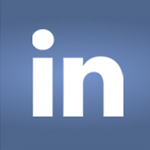 LinkedIn Social Media tile