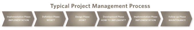 Traditional Project Management Process