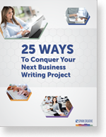 25-Ways-to-Conquer-Your-Next-Business-Writing-Project-small